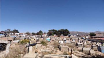Hoy se realiza el encendido del horno crematorio en el Cementerio