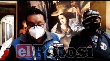 Realizan tamizaje de coronavirus en el penal de Cantumarca