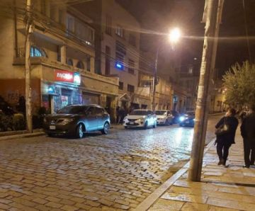 La Paz: El MAS denuncia atentado contra Arce y su casa de campaña