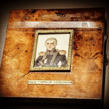 Cornelio Saavedra protagonizó un alzamiento anterior al del 25 de Mayo de 1809