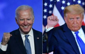 Biden más cerca de la Casa Blanca tras aventajar a Trump