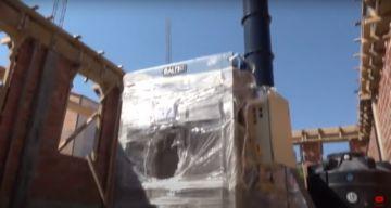 El lunes se espera iniciar calibración de horno crematorio