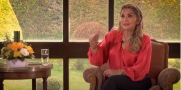 Se difunde la última entrevista a Jeanine Áñez como presidenta de Bolivia