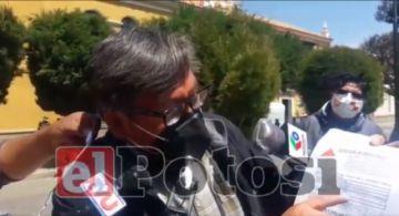 """Presidente de Comcipo afirma que ya comenzó la """"persecución"""" a dirigentes"""