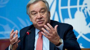 Secretario General de la ONU ratifica su apoyo a Bolivia para poner en marcha la Agenda 2030