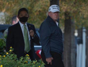 Trump dice que Biden no debería reivindicar la victoria erróneamente en EEUU