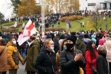 Hay nuevas manifestaciones en Bielorrusia contra el gobierno