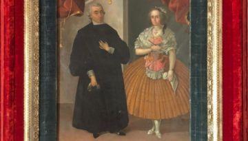 El traje de chola tiene origen europeo