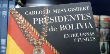 ¿Cuántos presidentes tuvo Bolivia?