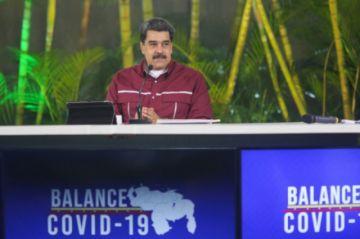 """Maduro dice que trabajará por diálogos """"decentes"""" con administración de Biden"""