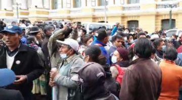 Organizaciones de El Alto rechazan al nuevo gabinete