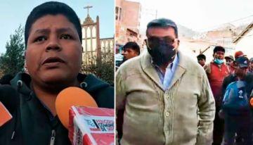 Franclin Gutiérrez denuncia intervención de la sede de Adepcoca