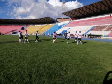 Real  gana a Nacional Potosí 1-0  en reapertura de estadio potosino