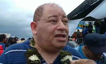 Carlos Romero: El binomio es legítimo, pero la dirección política del proceso es Evo Morales