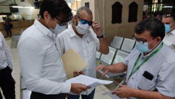 Frenan Amparo presentado para auditoría de las elecciones de octubre