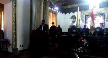 """Gobernador promulga ley que declara patrimonio a """"Potosino Soy"""""""
