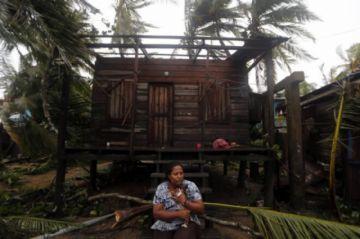 Hay desolación  pueblos indígenas de Nicaragua tras paso de tormenta