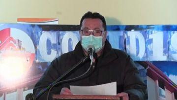 La ciudad de Potosí sigue en riesgo alto de coronavirus