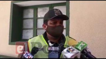 Reportan embarrancamiento y colisión en norte Potosí