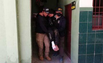 Ladrón se fractura el tobillo cuando escapaba tras robar un celular en El Alto