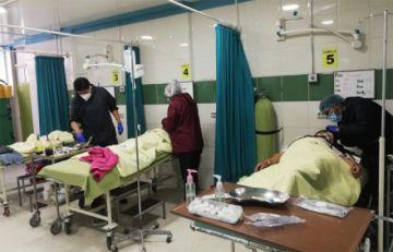 La Paz: Reportan accidente de tránsito en Patacamaya