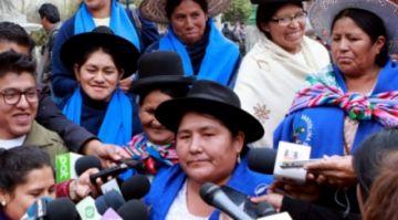 Arce crea el Ministerio de Culturas y Descolonización