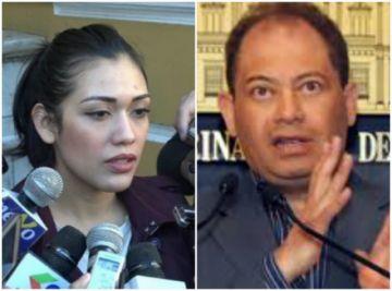 Carlos Romero y Adriana Salvatierra afrontan la expulsión por traición al MAS