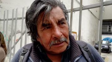 """El """"Mallku"""" anuncia que será candidato por la Gobernación de La Paz"""