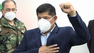 """¿Quién es el nuevo """"Zar Antidrogas"""" que proviene del Trópico de Cochabamba?"""