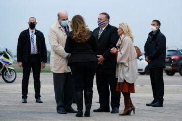 Pompeo emprende gira por países aliados de EEUU que reconocieron victoria de Biden