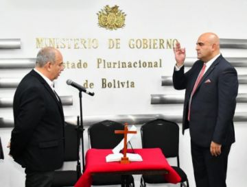 Fiscalía indaga paradero de Arturo Murillo y Javier Issa