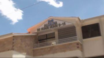 Entregan infraestructura a subalcaldía de Huari Huari