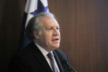 """La OEA """"tenía que estar"""" en elecciones de Bolivia en 2019, dice Almagro en nuevo libro"""
