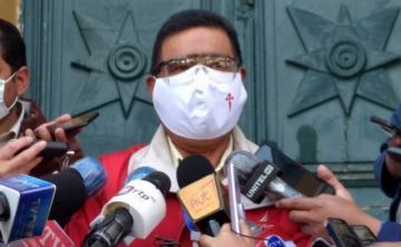 Sergio Choque aspira a ser candidato del MAS a la alcaldía El Alto