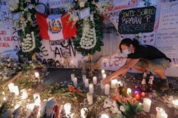 Fiscalía peruana abre investigación a Merino por muerte de manifestantes