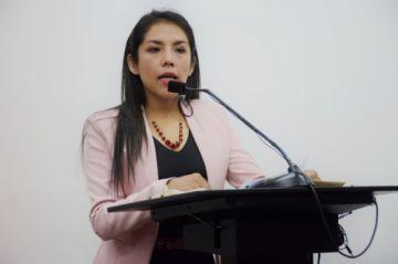 La nueva directora del Segip es Patricia Hermosa, la exjefa de gabinete de Evo Morales