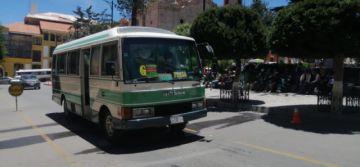 Pasaje diferenciado rige para la tercera edad en Potosí