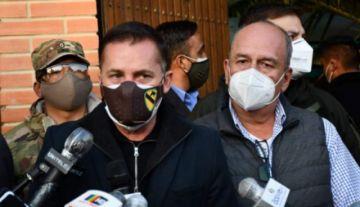 La Fiscalía emite órdenes de aprehensión para los exministros Arturo Murillo y Fernando López