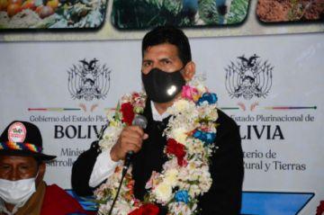 ¿Qué fue lo que Evo Morales habría pedido al ministro de Desarrollo Rural?