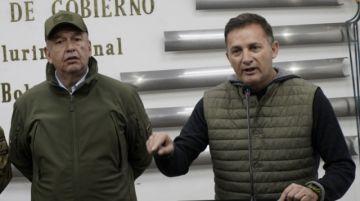 La Policía solicita cooperación de Interpol para ubicar a los exministros Murillo y López