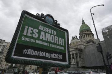 El debate del aborto vuelve al Congreso argentino