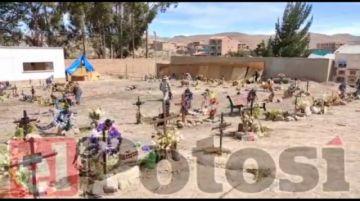 Esperan consensos para implementar mejoras en cementerio covid