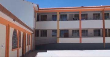 Entregan ampliación de aulas y talleres es escuela Jesús de Nazaret