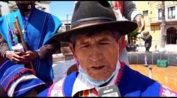Ayllus de Chaquí tienen personería jurídica y participarán en las elecciones