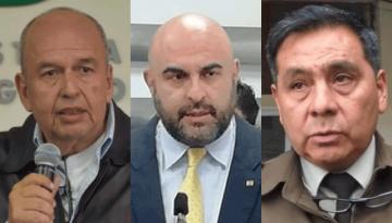 Emitieron orden de aprehensión contra Murillo, Issa y coronel Rojas por el caso de la libreta de Evo Morales
