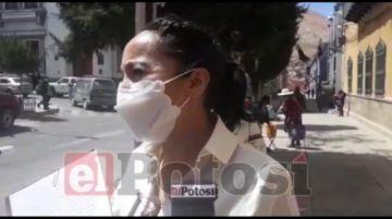 Exconcejala denuncia que fue notificada para pagar millones de Bolivianos de resarcimiento