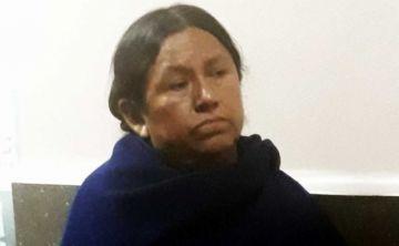 Levantan detención domiciliaria para la exministra Nemesia Achacollo