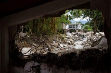 Inundaciones por lluvias quitan el sueño en Venezuela