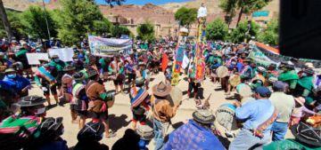 Jatun Ayllu Yura aprueba su estatuto y se convierte en la primera autonomía indígena de Potosí