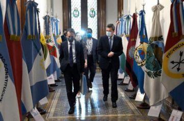 """FMI y Argentina """"comenzaron a delinear"""" un plan, dice misión del Fondo"""